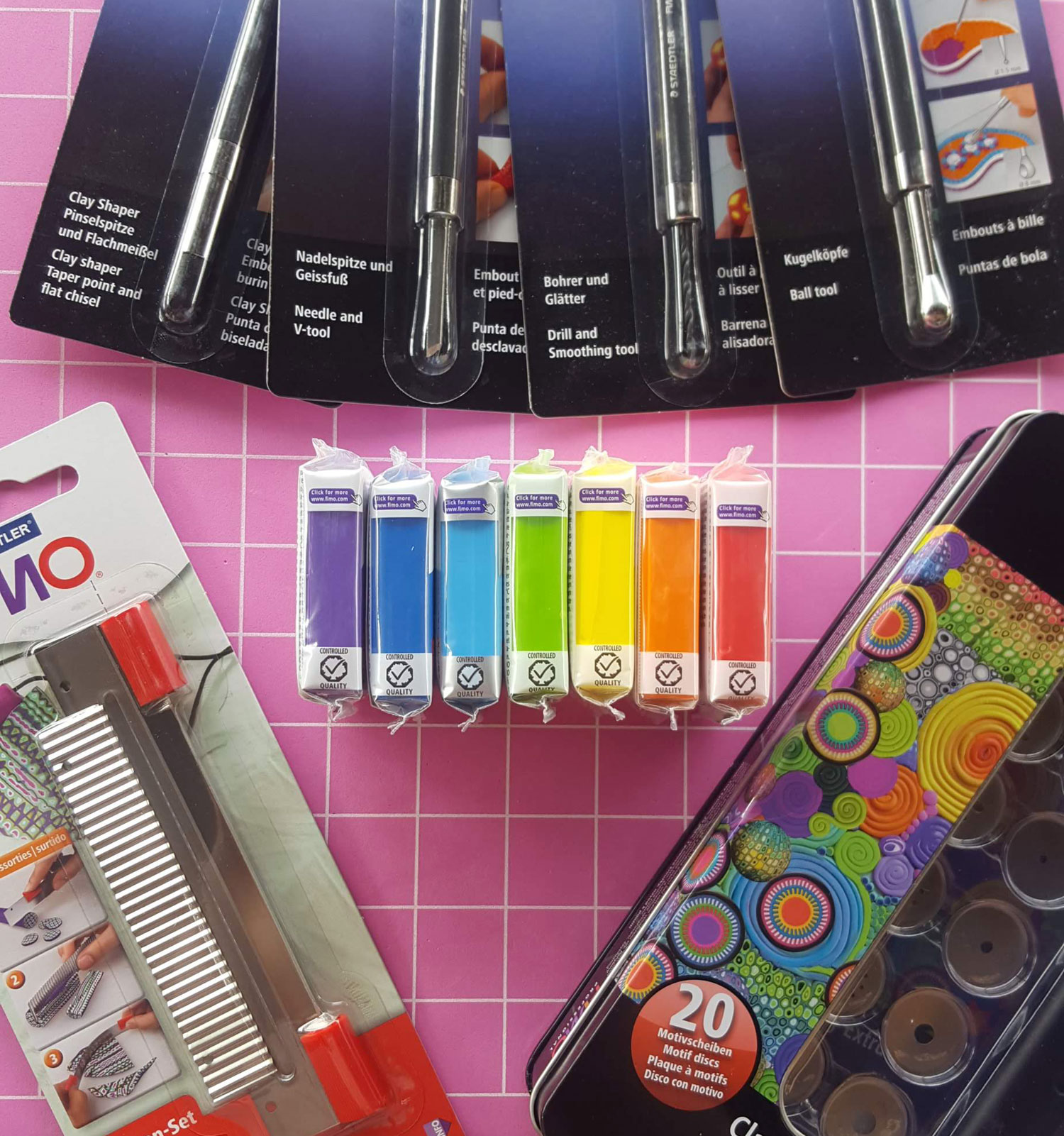 10 facts about Fimo polymer clay